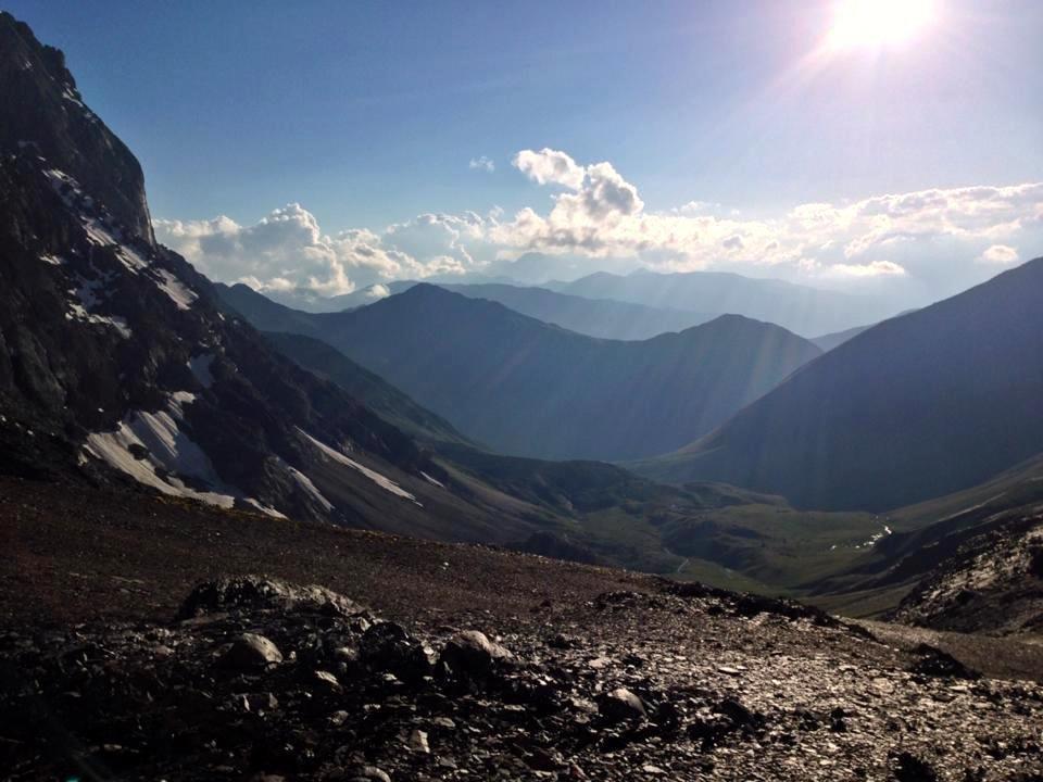 Перевал Чаухи