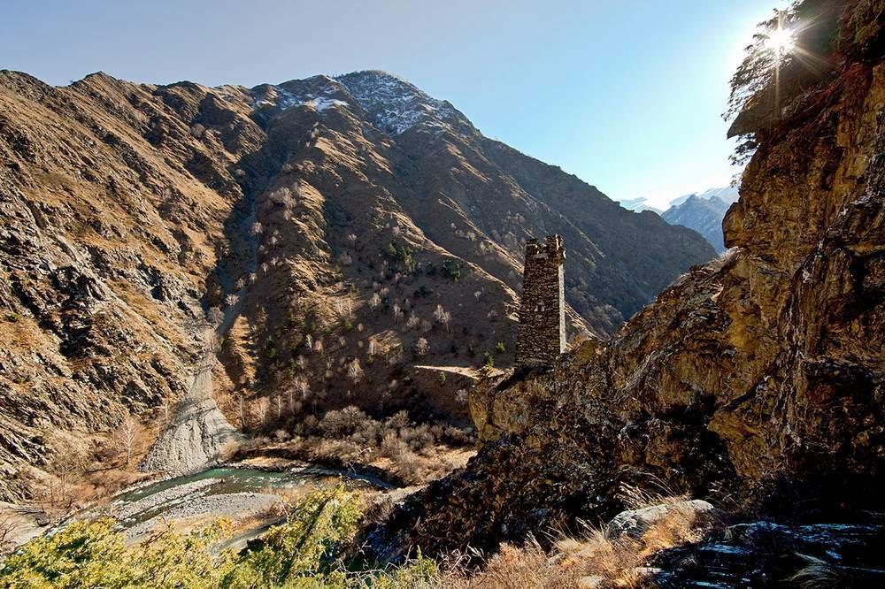 Тианетский перевал