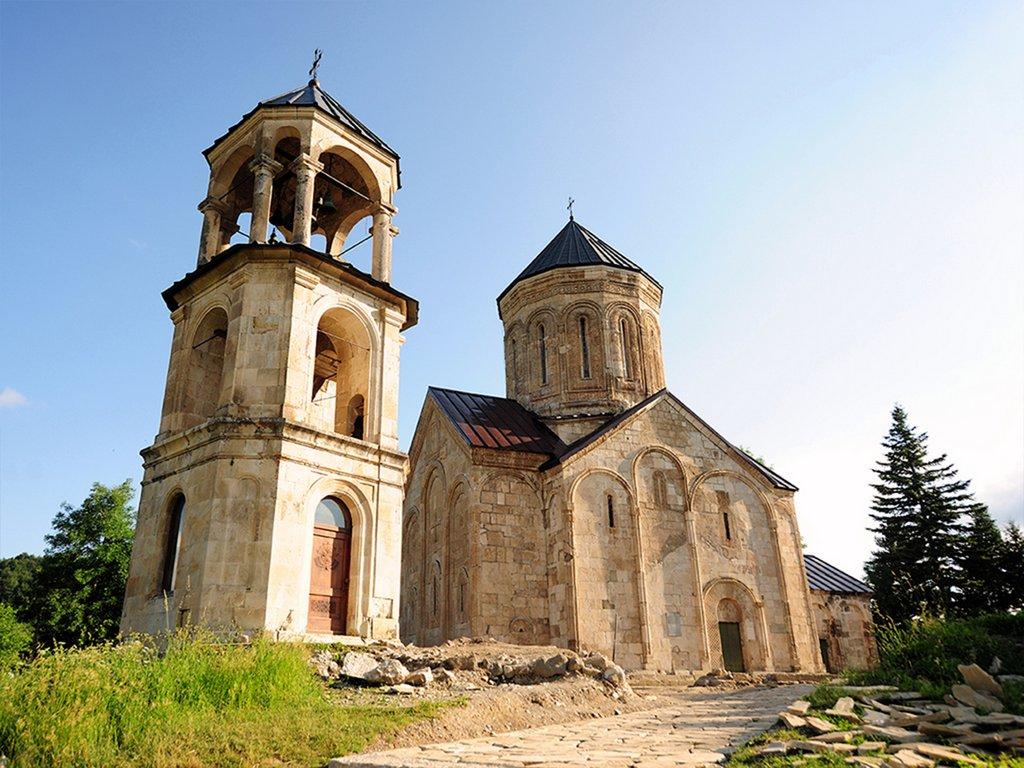 Храм Никорцминда