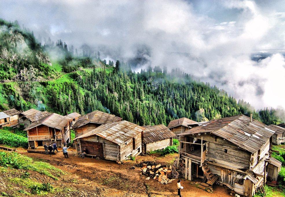 Горная аджария, тура непроходимые тропы перевалов Южной Грузии