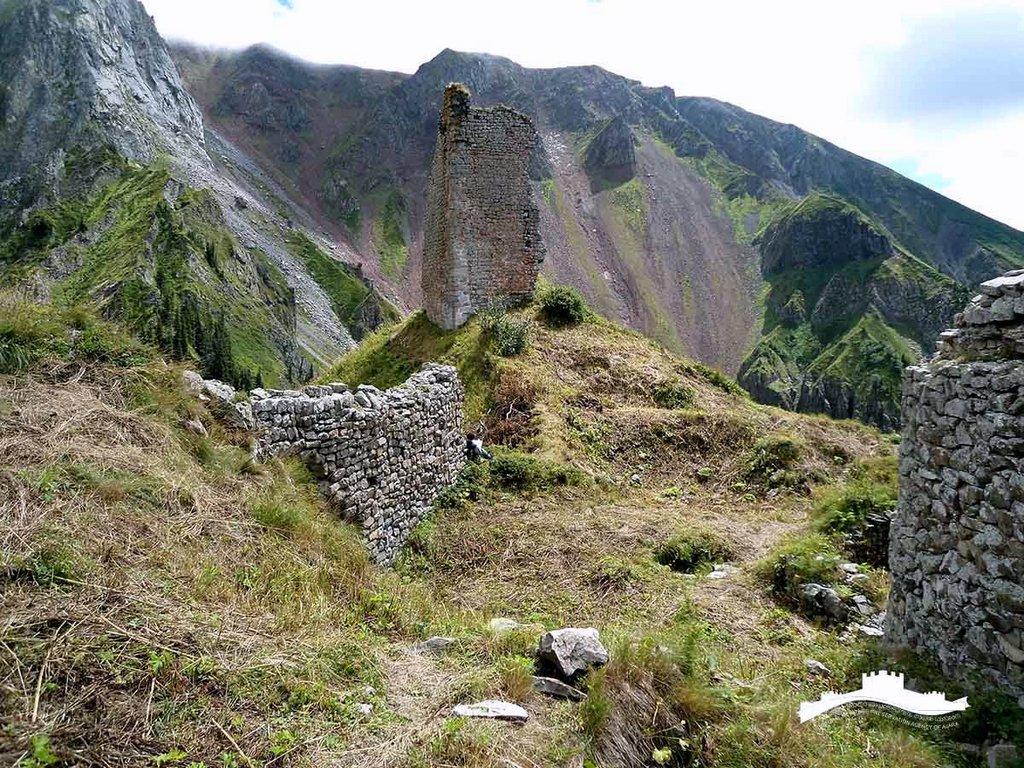 горная крепость Хихани