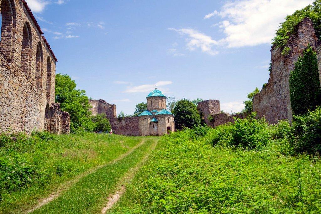 крепость Кветера