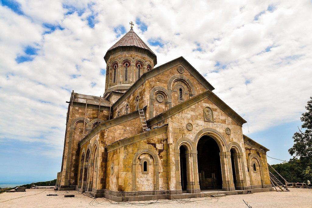 монастырь Святой Нино в Бодбе