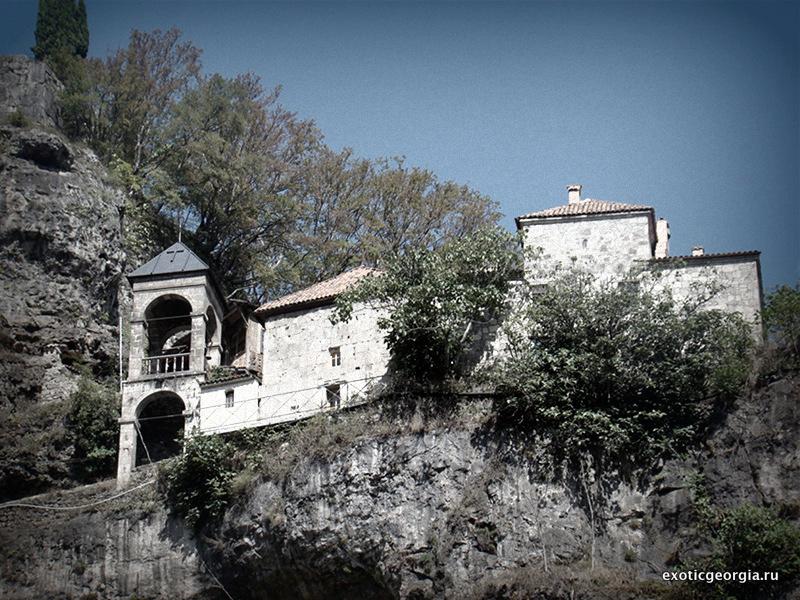 Монастырь Мгвимеви