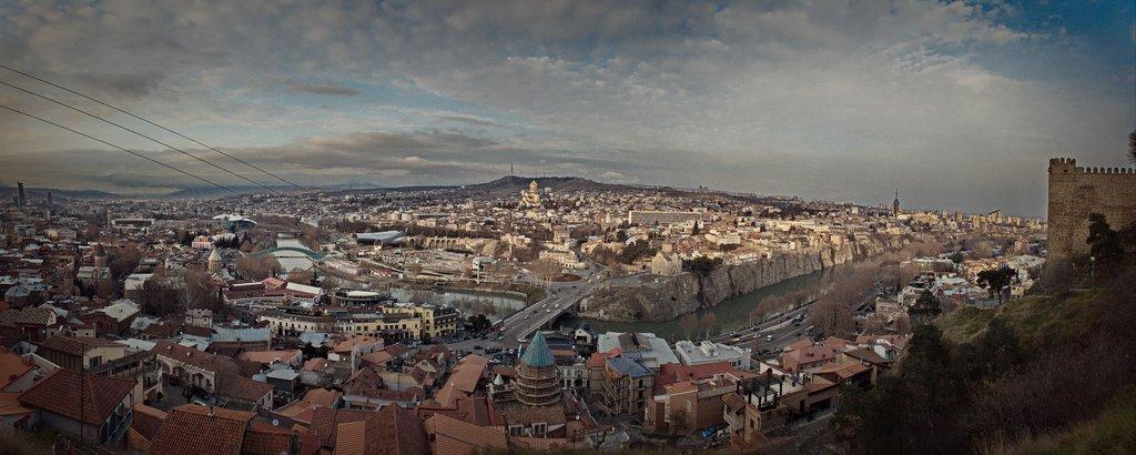 Выходные в Грузии, Тбилиси