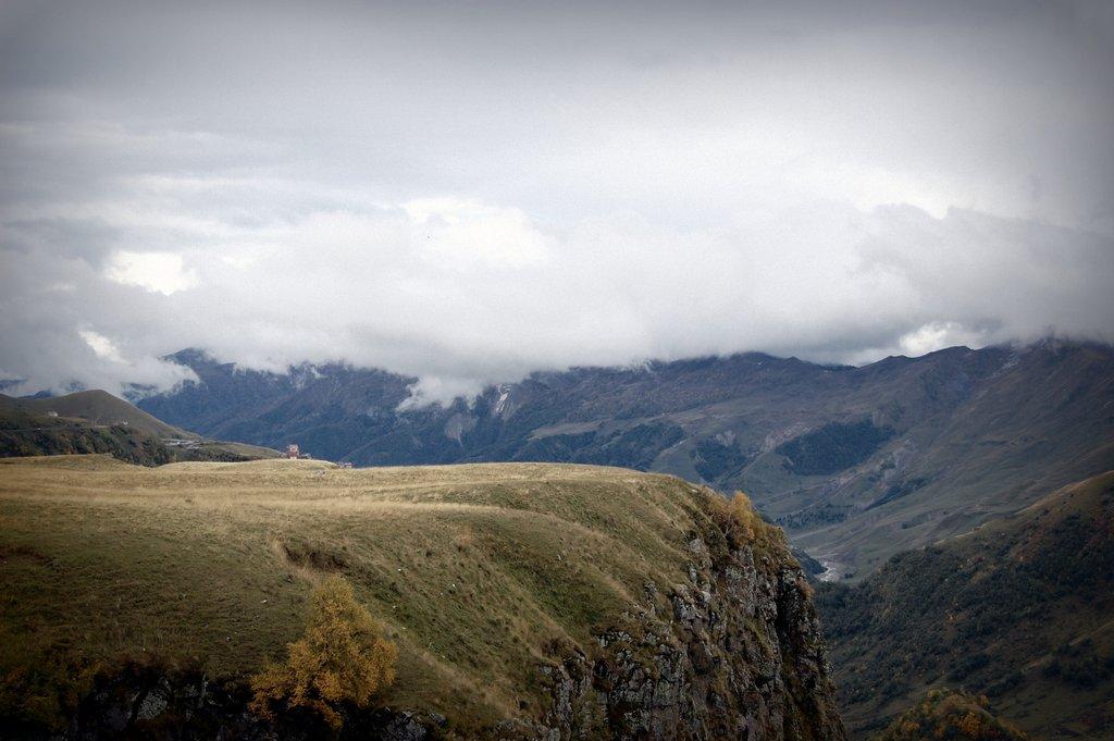 Отдых в горах Грузии