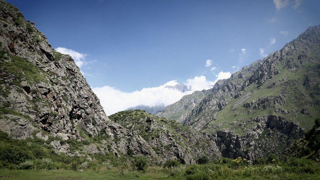 Отправляемся гулять по горам