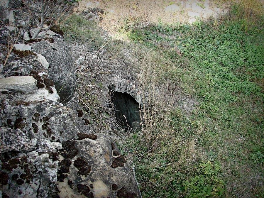 Подземный ход Храм Хашми
