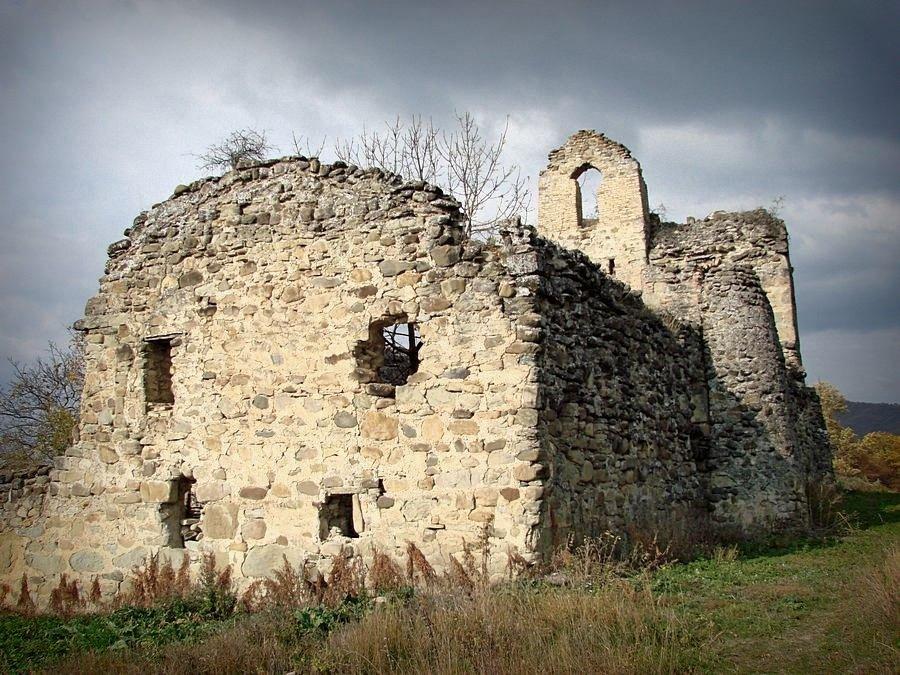 Храм Хашми развалины
