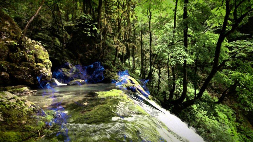 природное местечко Шурубуму