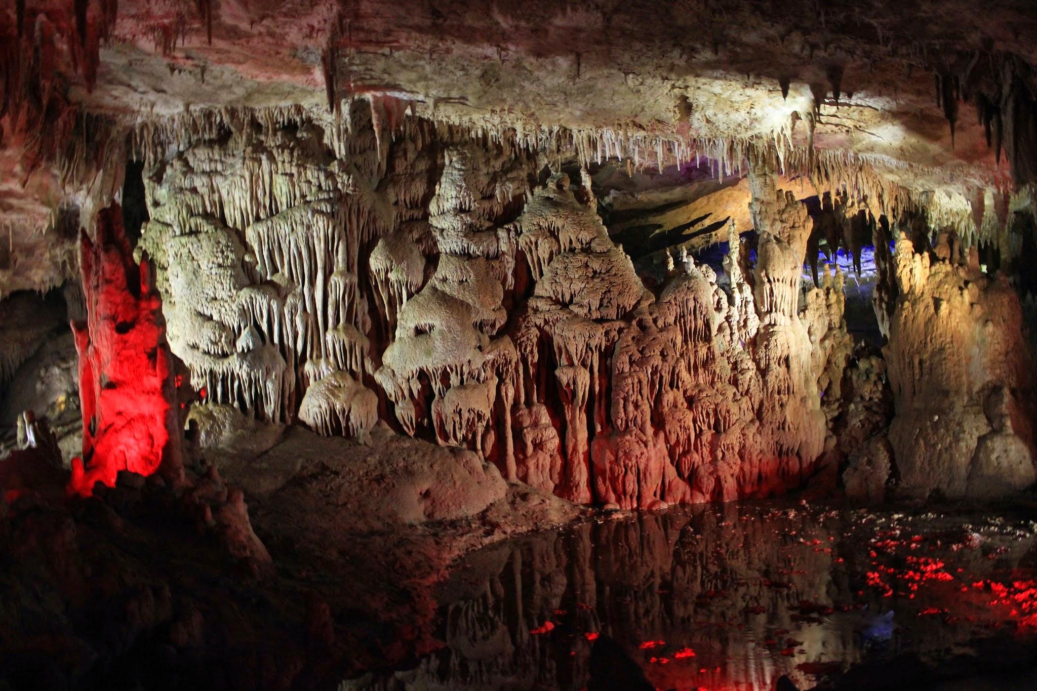 Пещеры Грузии
