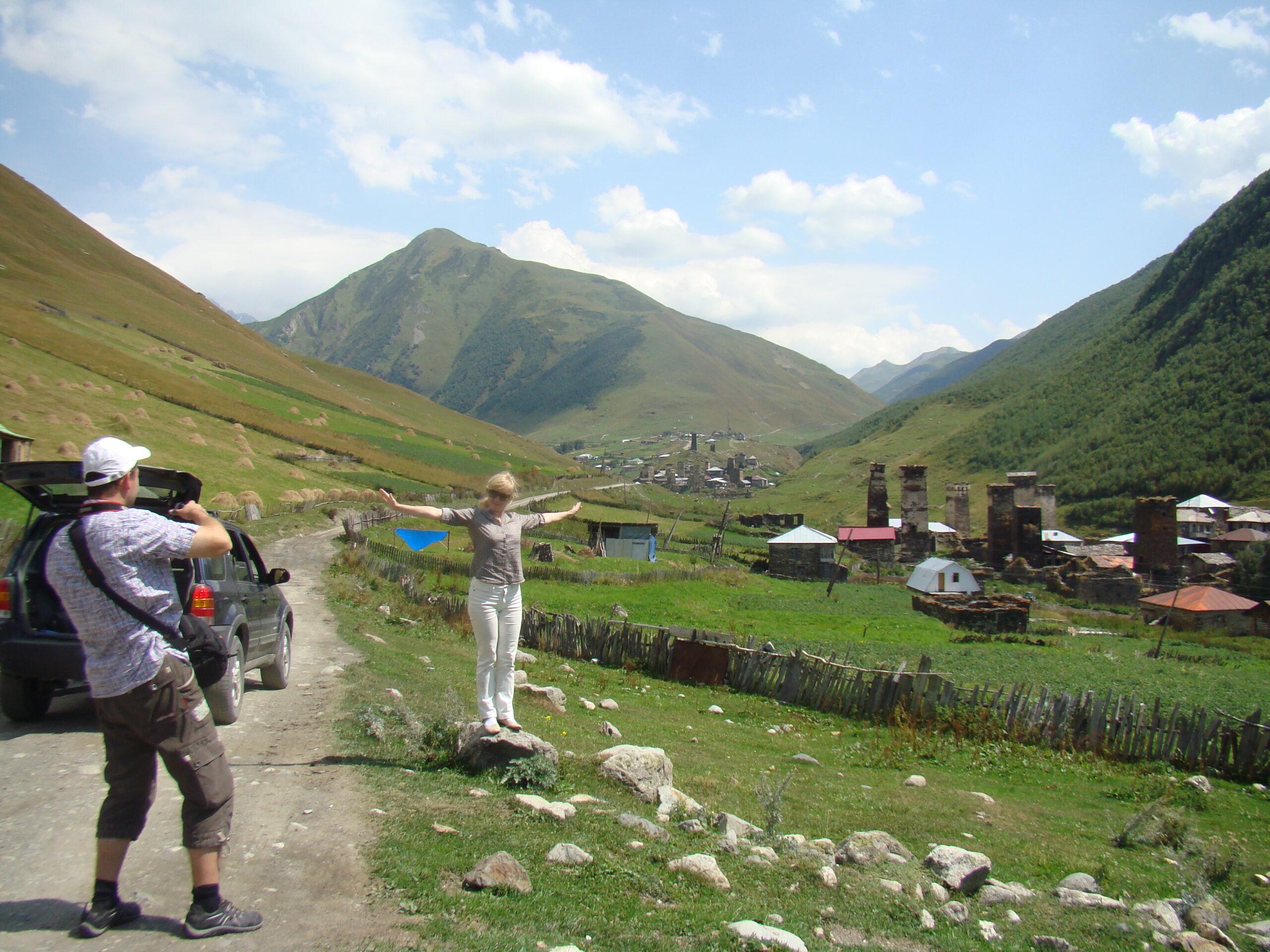 Фото-тур в Сванети
