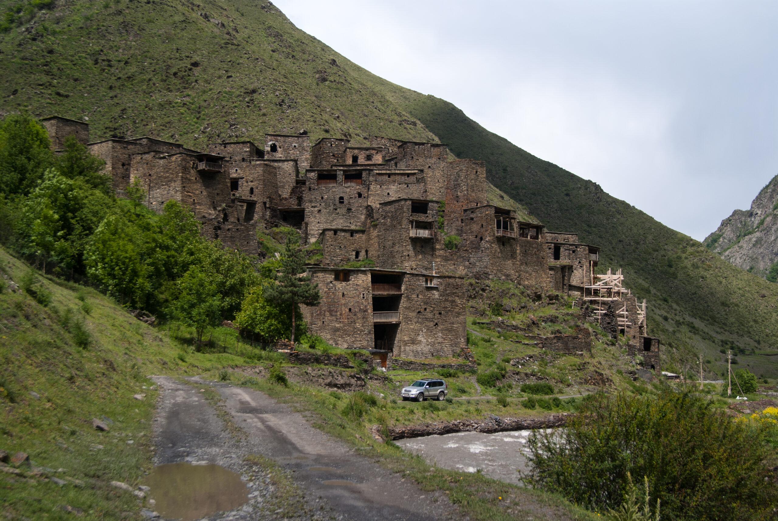 Хевсурети