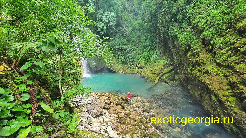 Водопад Инцра